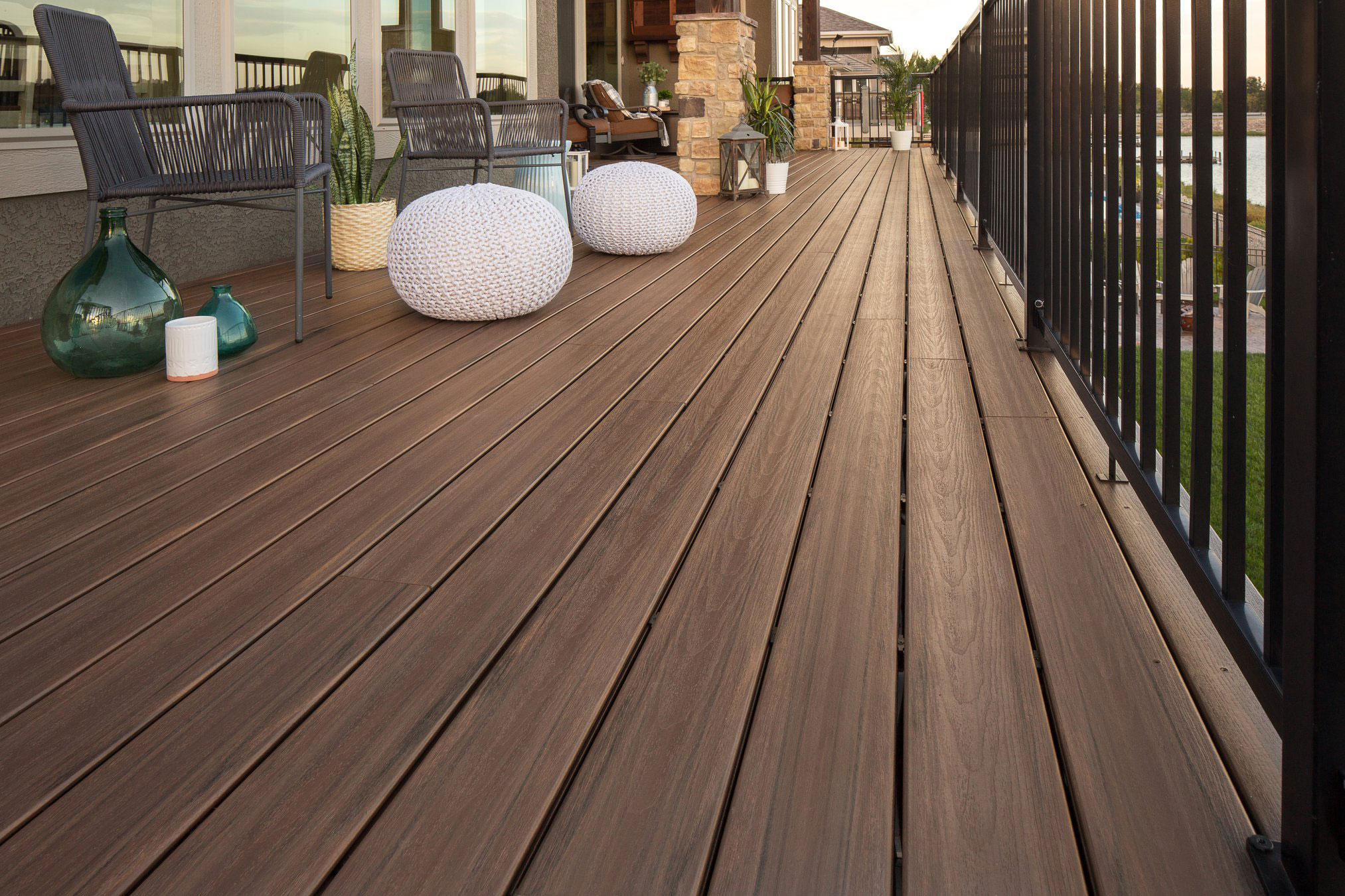 Siding, Decking, & Railing